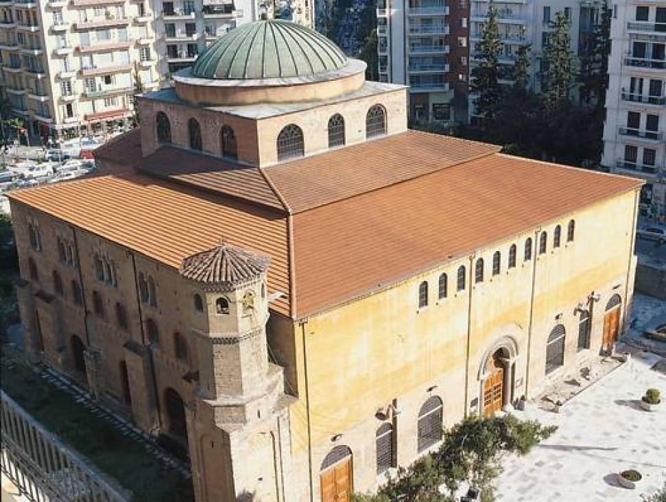 Βυζαντινή Θεσσαλονίκη