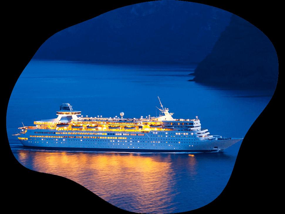 Κρουαζιερόπλοιο που ταξιδεύετε με την easyguide
